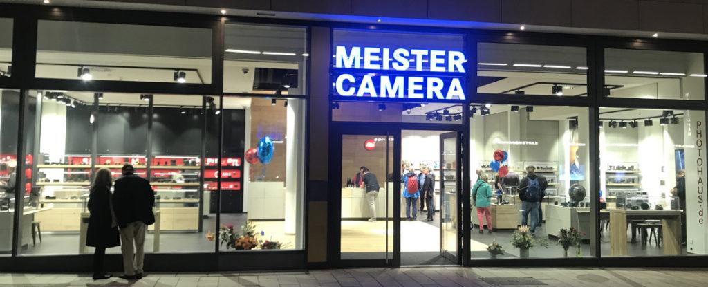 MEISTER CAMERA - Große Theaterstraße 35, 20354 Hamburg