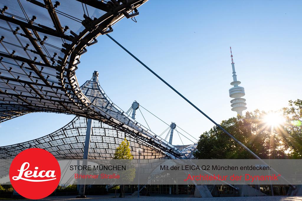 Leica Q2 Workshop: Architektur der Dynamik