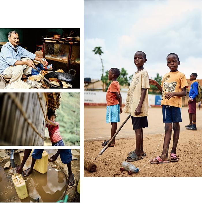 Meine Reisen nach Uganda und Nepal Zwei Bildberichte mit der Leica M von Stefan Groenveld
