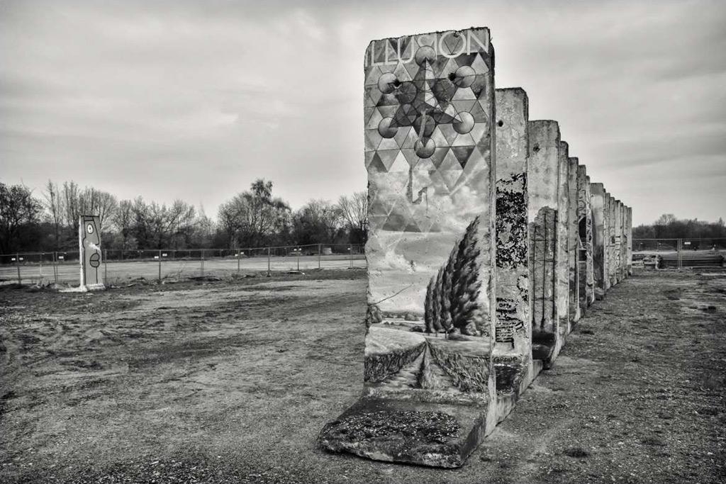 Workshop: Reportage Fotografie. Auf den Spuren der Berliner Mauer.