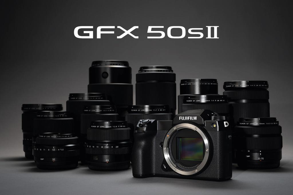 Fujifilm GFX 50S II Kennenlerntag